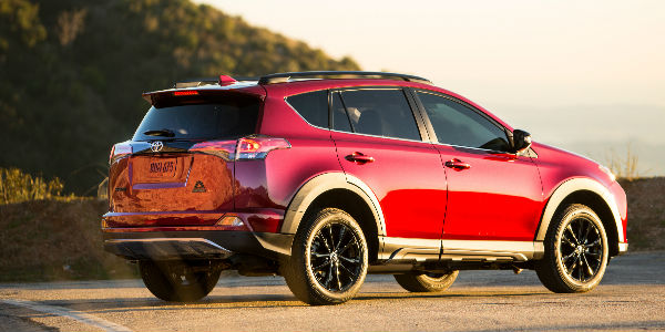 Toyota Rav4 Towing Capacity >> How Much Can The 2018 Toyota Rav4 Tow