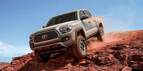 2018 Toyota Tacoma Release Date And Design Changes