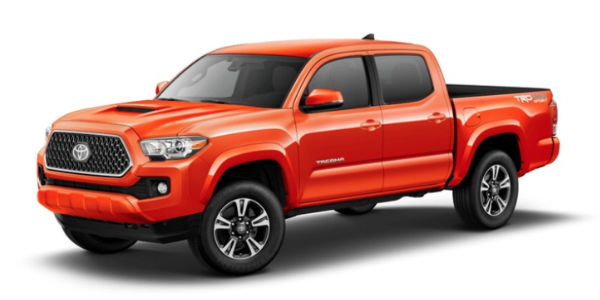 What Are the 2018 Toyota Tacoma Interior and Exterior ...