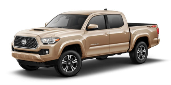 What Are The 2018 Toyota Tacoma Interior And Exterior