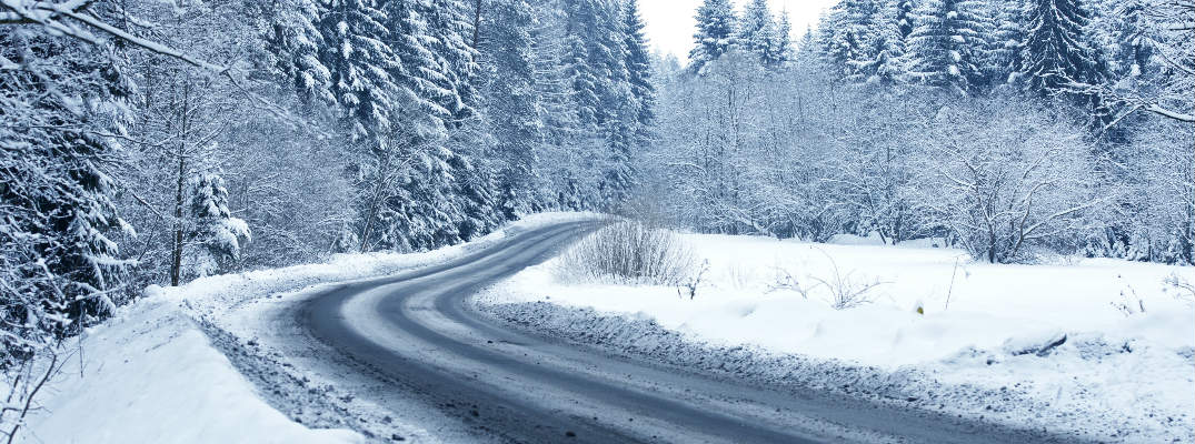 What Should You Do When Your Car Starts to Slide on Icy Roads?