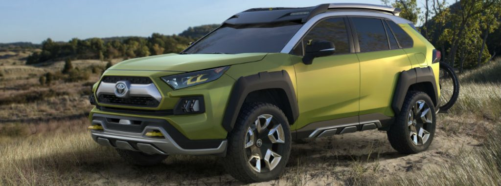 Highlander Vs 4runner >> What is the Toyota FT-AC Concept Design?