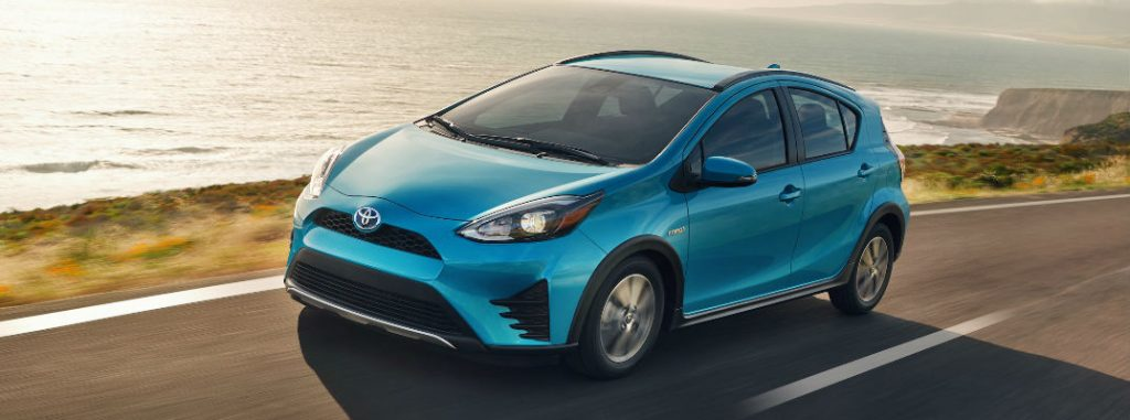 what 39 s new for the 2018 toyota prius c design. Black Bedroom Furniture Sets. Home Design Ideas