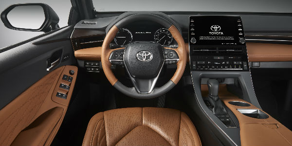What S New For The 2019 Toyota Avalon Design