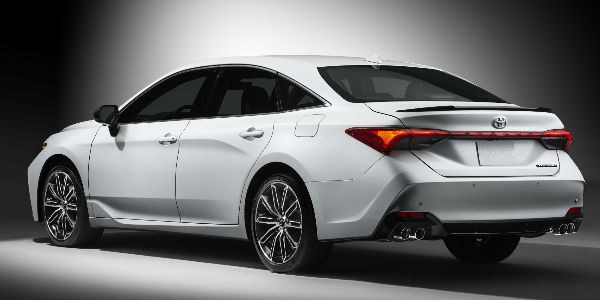 2019 Toyota Avalon Release Date And Design Specs