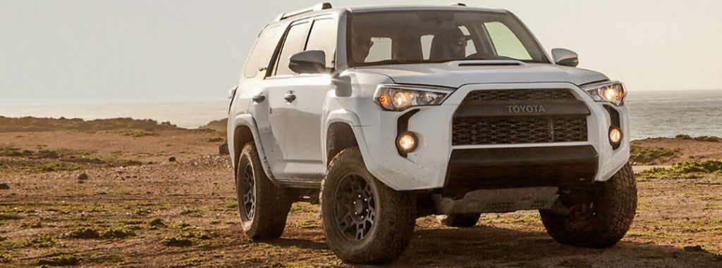 What Are The 2018 Toyota 4runner Interior And Exterior Color Options