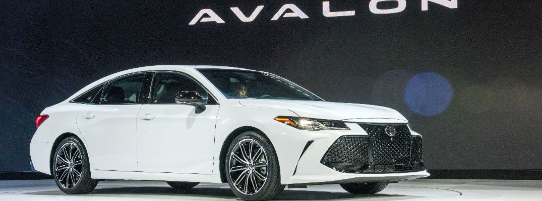 Updates and Changes to the All-New 2019 Toyota Avalon
