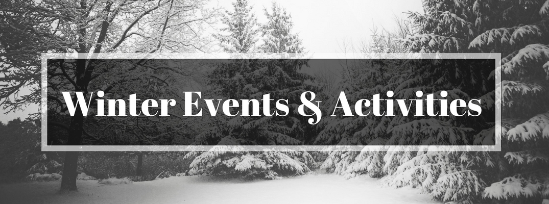 Things To Do this Winter in the Bangor Area