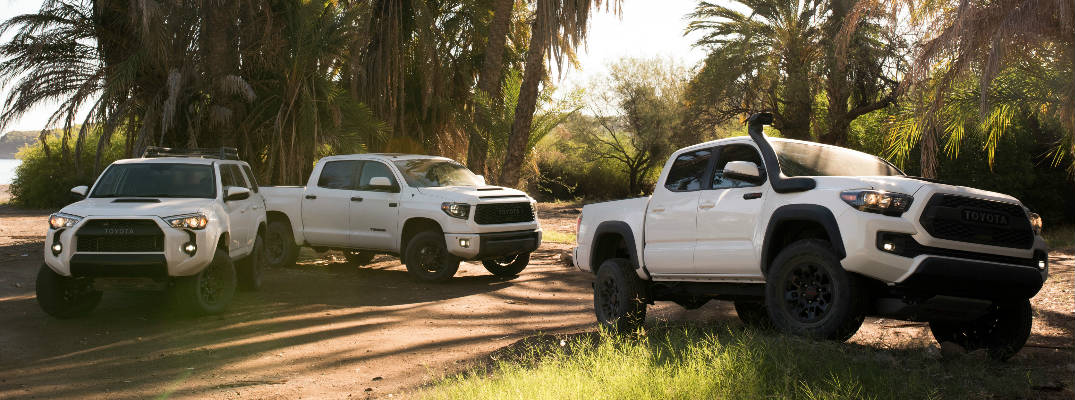 Toyota Dealership Chicago >> 2019 Toyota Tundra TRD Pro and 4Runner TRD Pro Release Date and Features