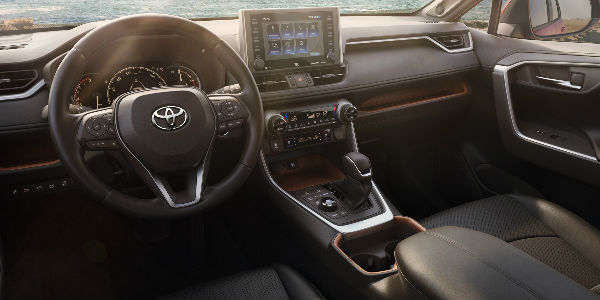 Differences Between The 2019 Toyota Rav4 And 2018 Toyota Rav4