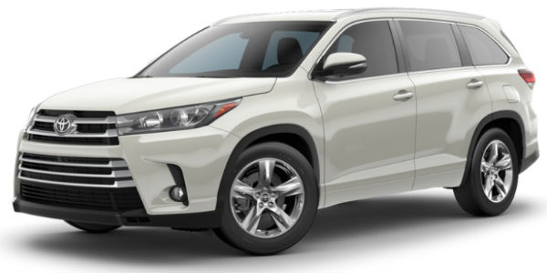Toyota Highlander Xle >> What Are the 2018 Toyota Highlander Color Options?