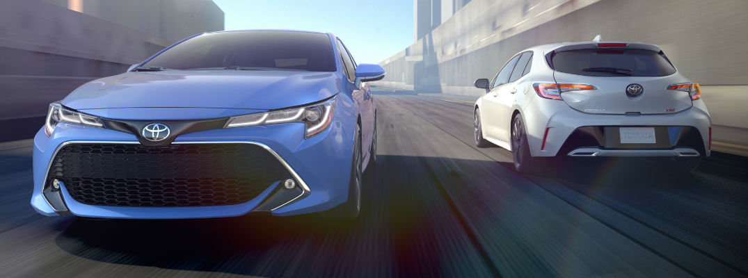 How Much Power Does the All-New Corolla Hatchback Have?