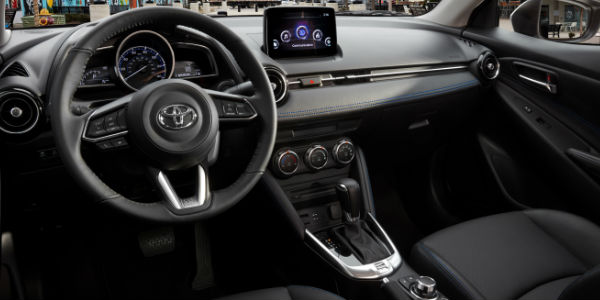 What Are The 2019 Toyota Yaris Sedan Trim Levels And Features