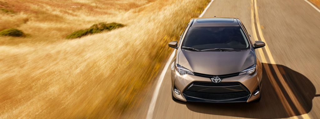 Available 2019 Toyota Corolla Exterior and Interior Color Options