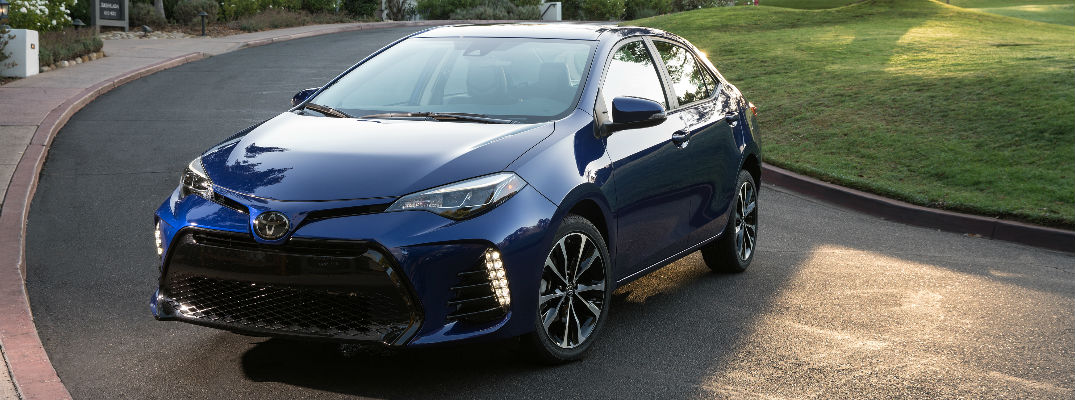 Updates And Changes To The 2019 Toyota Corolla Design