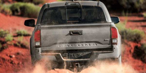 Toyota Tacoma Towing Capacity >> What Are The 2018 Toyota Tacoma Towing Specs And Features