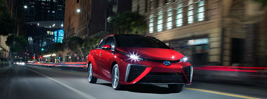 Toyota Plans To Expand Hydrogen Fuel Cell Vehicle Production