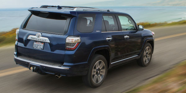 2019 Toyota 4runner Limited Nightshade Edition Specs And Features
