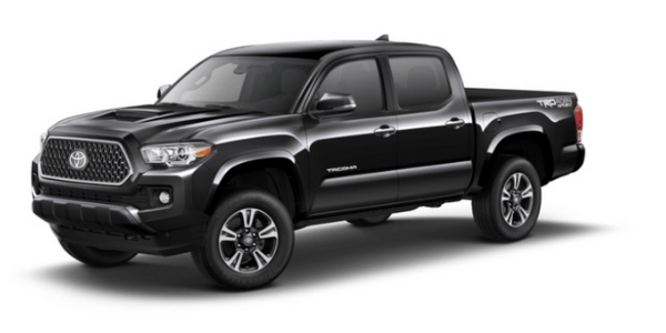 What Are the 2019 Toyota Tacoma Exterior Color Options?
