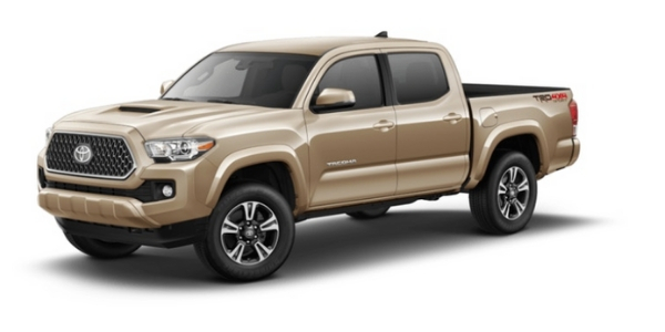 Toyota Tacoma Colors >> What Are The 2019 Toyota Tacoma Exterior Color Options