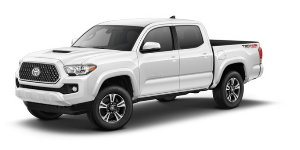 What Are The 2019 Toyota Tacoma Exterior Color Options