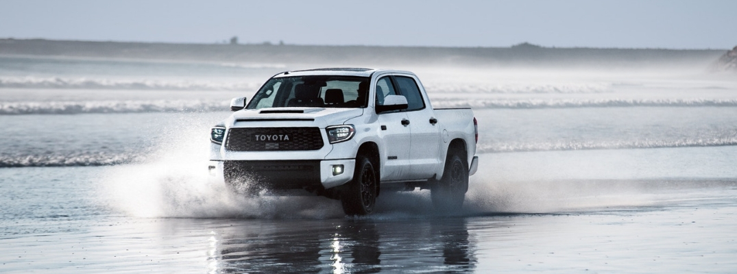 Personalize Your Toyota Tundra at Downeast Toyota with 10 Color Options