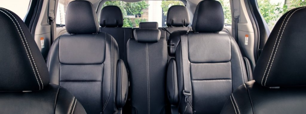 How Much Passenger and Cargo Space is in the 2019 Toyota ...