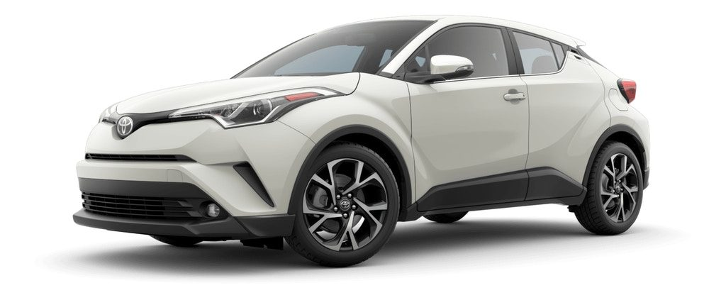 2018 Tacoma Colors >> Available 2019 Toyota C-HR Interior and Exterior Color Options
