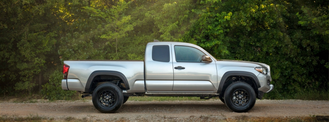 Toyota Tacoma Upgrades Style with Affordable SX Package