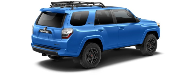 Toyota Four Runner For Sale >> What Are the 2019 Toyota 4Runner Exterior Color Options?