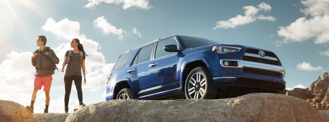 Choose From 8 Toyota 4Runner Color Options at Downeast Toyota