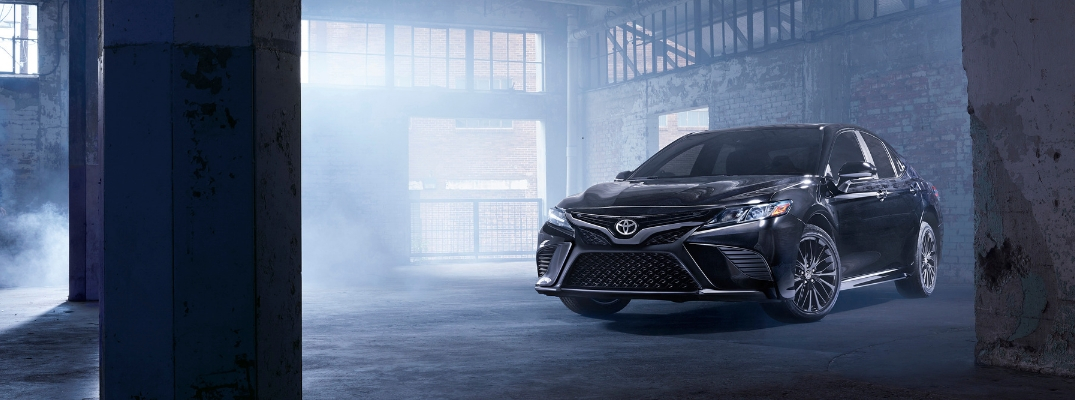 Toyota Camry Adds a Blacked-Out Nightshade Special Edition to its Resumé