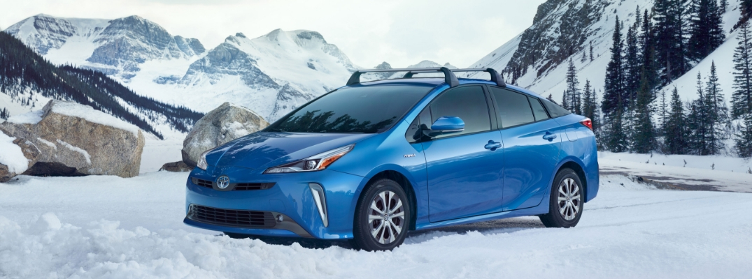 Next-Generation Toyota Prius Adds Updated Trim Levels and AWD-e