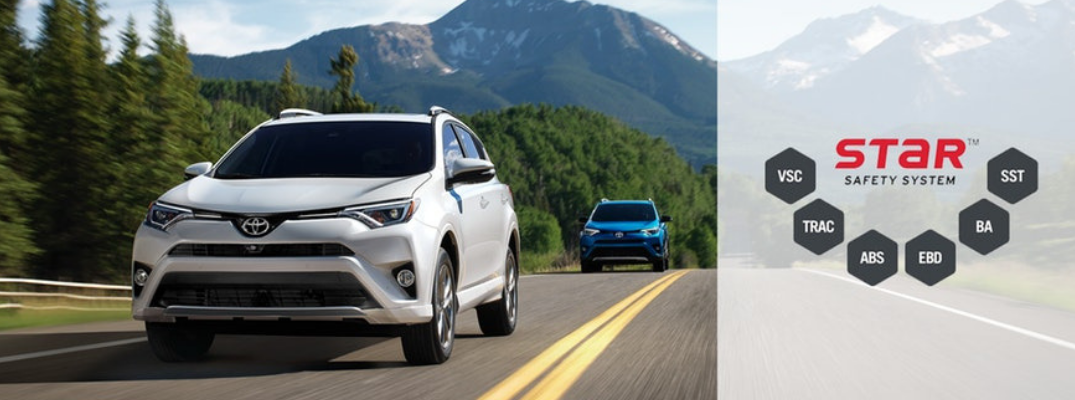 What Are the 2018 Toyota RAV4 Safety Features and Ratings?