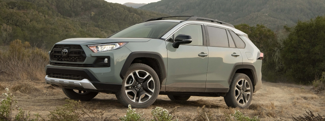 All-New Toyota RAV4 Design Upgrades Power, Fuel Economy and Performance