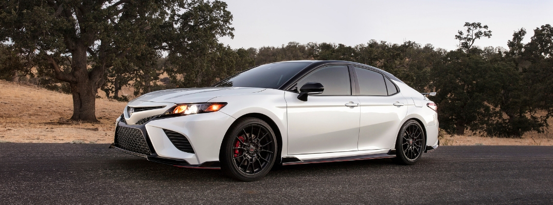 Toyota Camry Adds Performance-Tuned Camry TRD to Model Lineup in Fall 2019