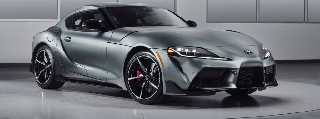 2020 Toyota Supra U.S. Release Date and Performance Specs
