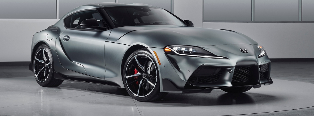 All-New 2020 Toyota Supra Makes its Debut at the Detroit Auto Show!