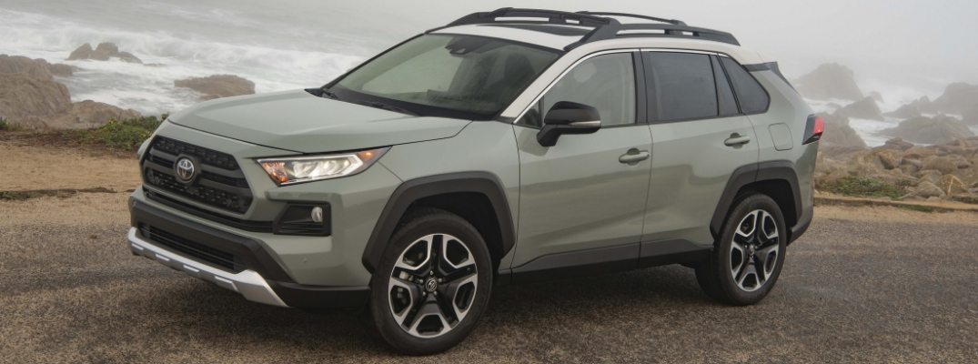 Available 2019 Toyota Rav4 Interior And Exterior Color Options