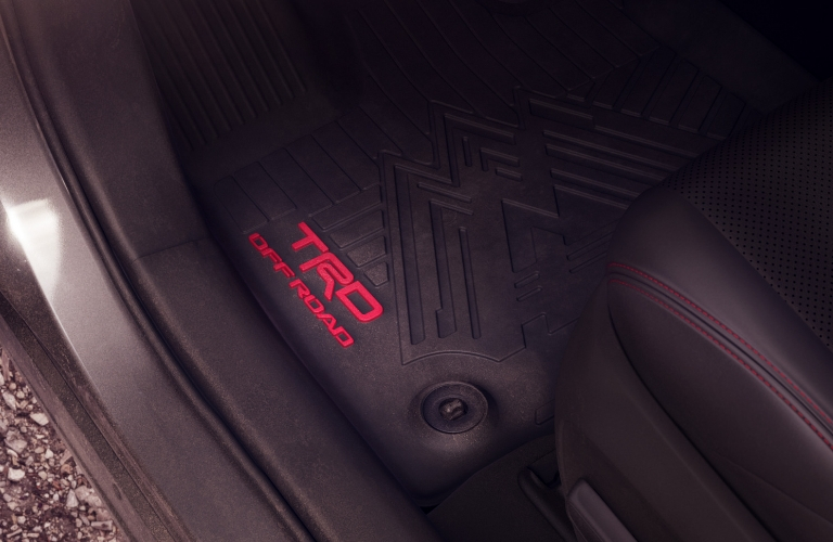 2020 Toyota RAV4 TRD Off-Road Floor Mats
