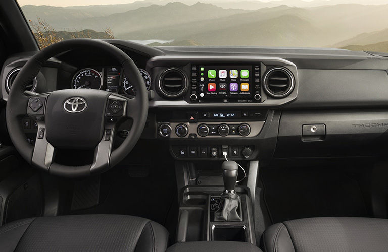 2020 Toyota Tacoma Entune 3.0 Touchscreen with Apple CarPlay