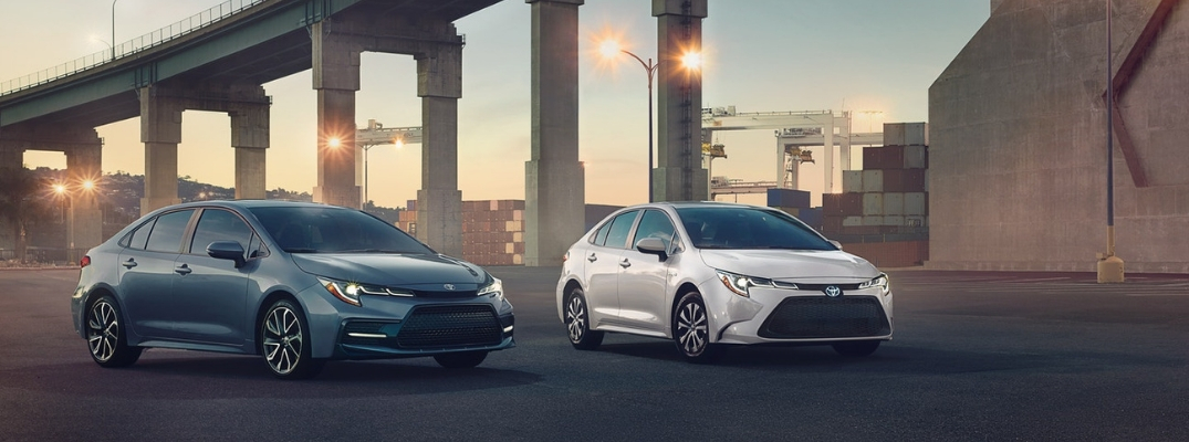 How Much Do 2020 Toyota Corolla Trim Levels Cost?