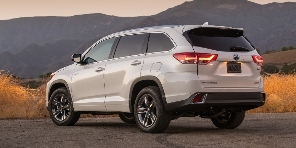 2020 Toyota Highlander Hybrid, Rumors, Specs >> Differences Between The 2020 Toyota Highlander And 2019