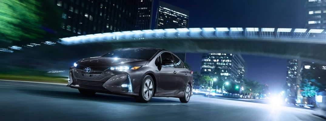 Toyota Prius Prime Adds Apple CarPlay, Room for 5 Passengers and Updated Trim Levels