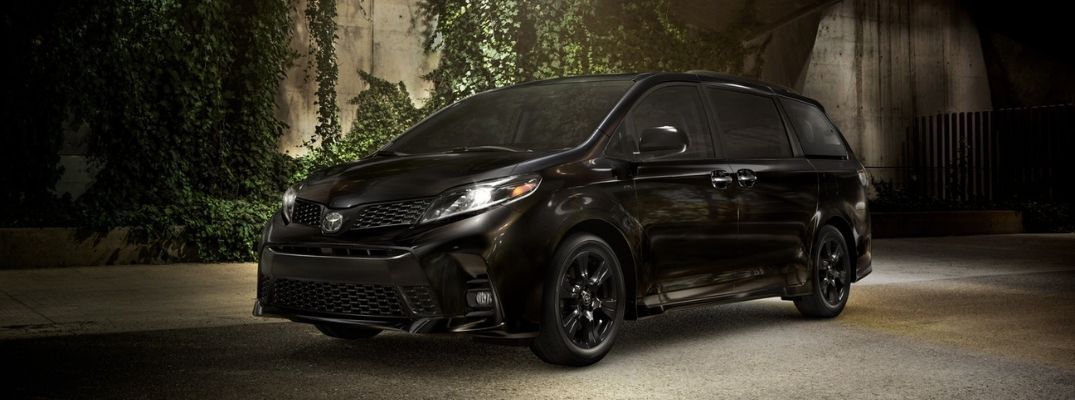 """2020 Toyota Sienna """"Swagger Wagon"""" Available in 9 Exterior Colors"""