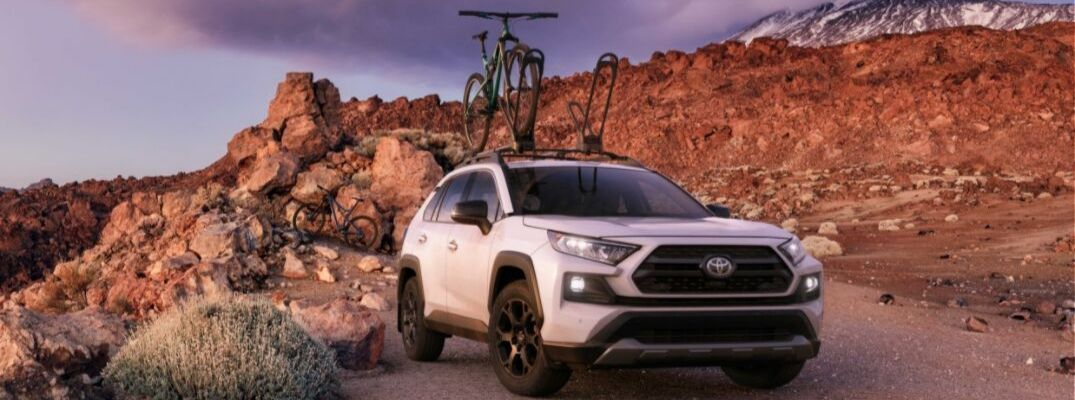 All-New Toyota RAV4 TRD Off-Road Gears Up for Mud-Slingin' Adventures