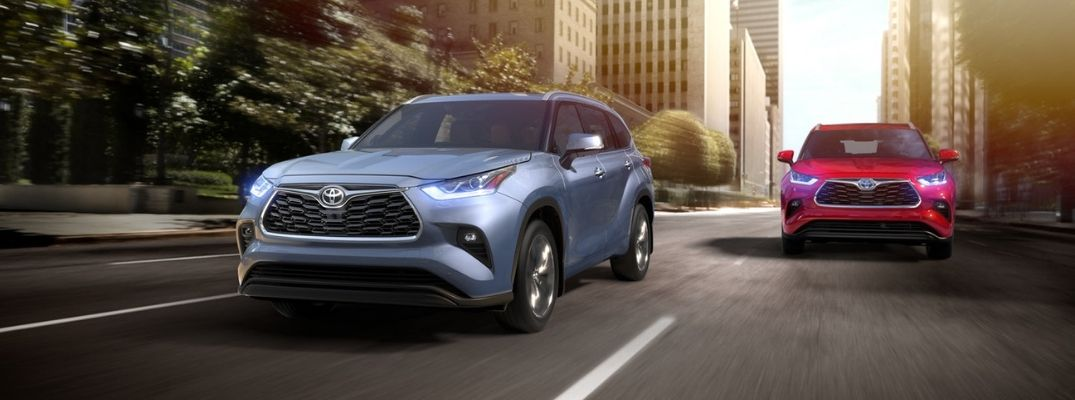 Guide to 2020 Toyota Highlander Trim Levels and Design Specs