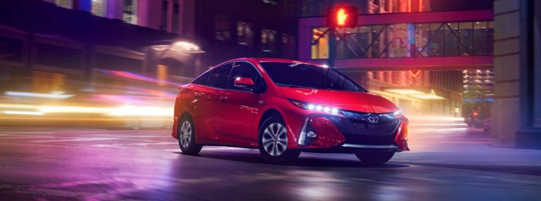 Toyota Prius Prime Plug-In Hybrid Available in 7 Exterior Colors at Downeast Toyota