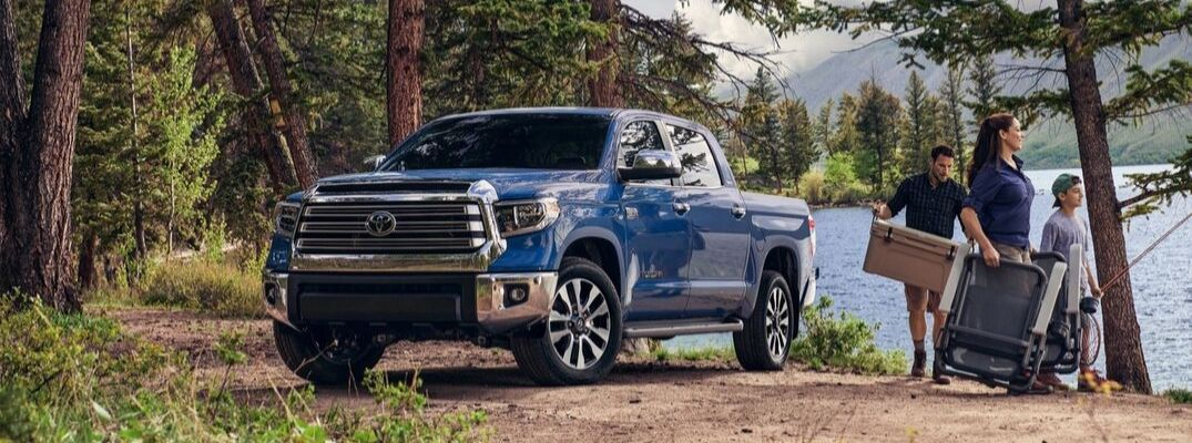 Updated 2020 Toyota Tundra Available in 11 Exterior Colors at Downeast Toyota