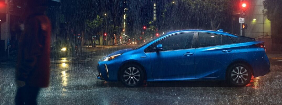Next-Gen 2020 Toyota Prius with AWD Available in 7 Exterior Colors at Downeast Toyota
